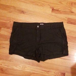 Jcrew Navy Blue Shorts